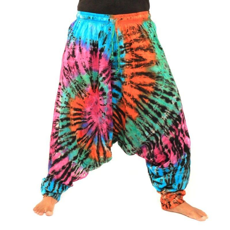 Hippie Batik Harem