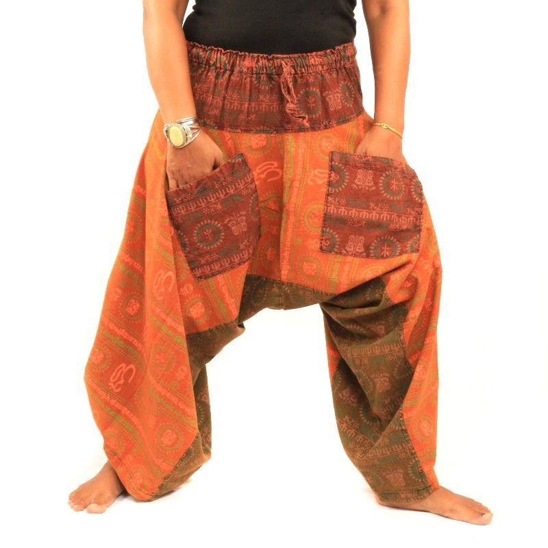 Aladdin pants Boran
