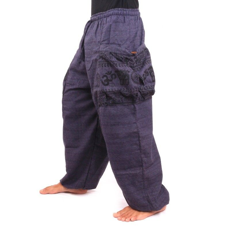 Thai Pants for tying Tibet pattern