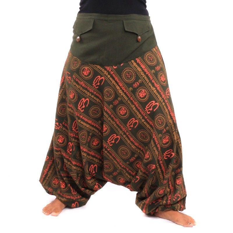 algodón Aladdin Om sánscrito