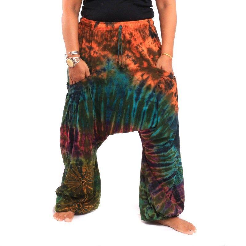 Hippie Batik Stretch pants