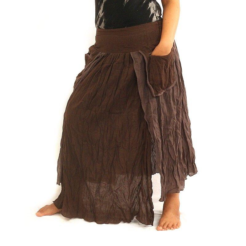 Roca el calcetero ver - doble capa con bolsillos laterales