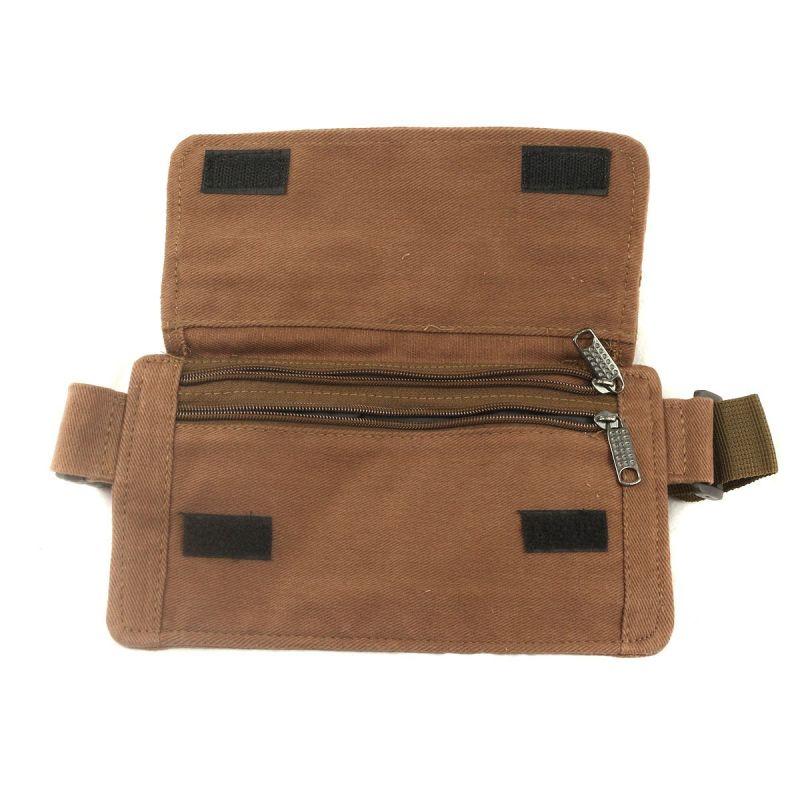 Cinturón de Ka Pao Tung dinero dinero/cinturón marrón