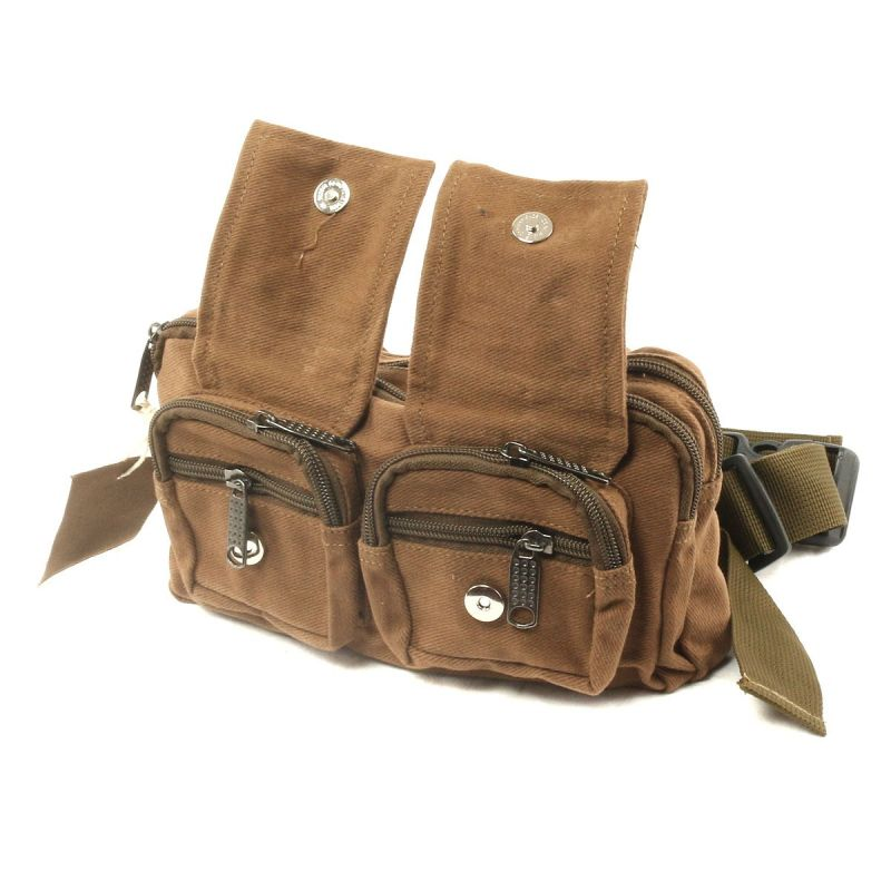 Cinturón de bolsa/dinero Ka Pao Tung Belt Brown