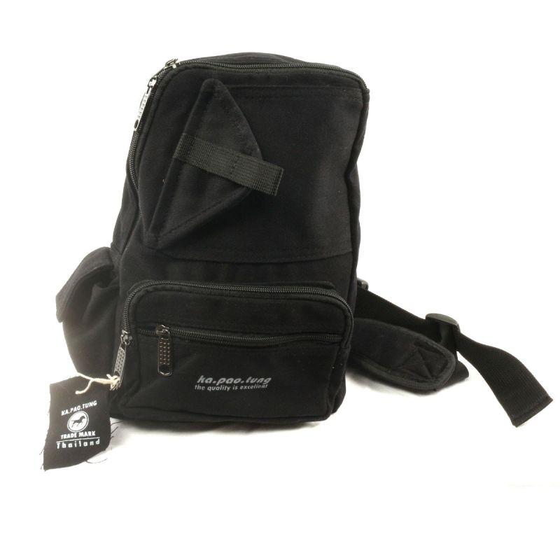 Ka Pao Tung shoulder bag, black