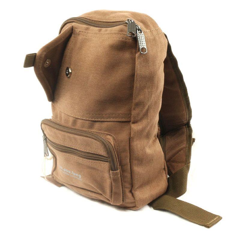 Bolso de hombro Ka Pao Tung, marrón