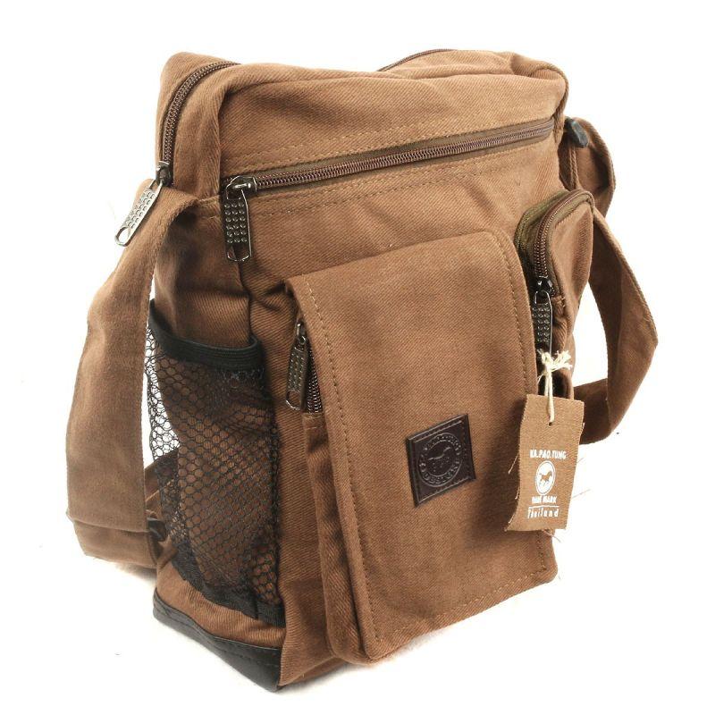 Ka Pao Tung shoulder bag - Brown