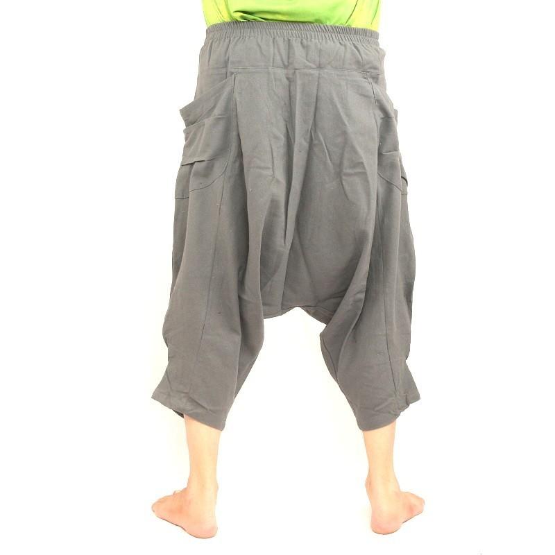 35 harem pants with cotton twist pattern kma6