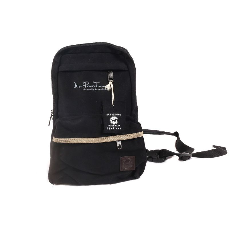 Ka Pao Tung bolsa de hombro - negro