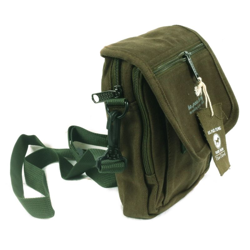 Small allround shoulder bag - Green