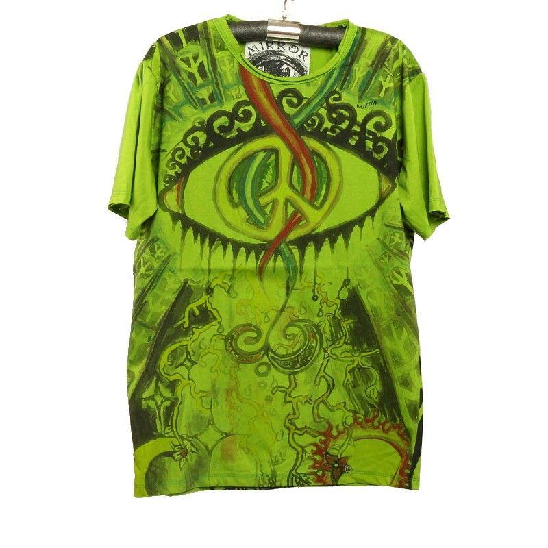 """""""Espejo"""" Om camiseta talla M"""