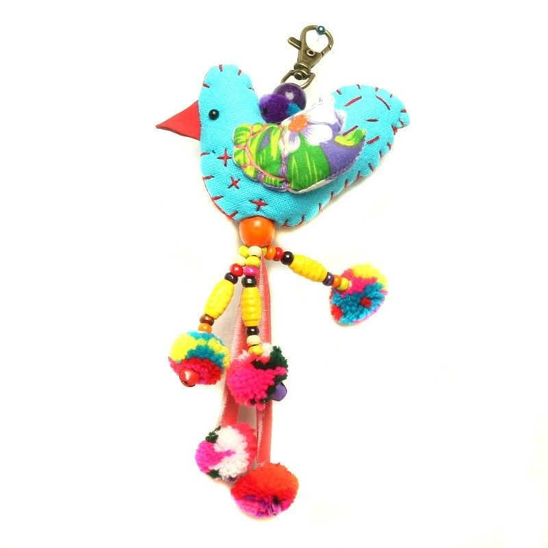 Pendant Key Chain Bird