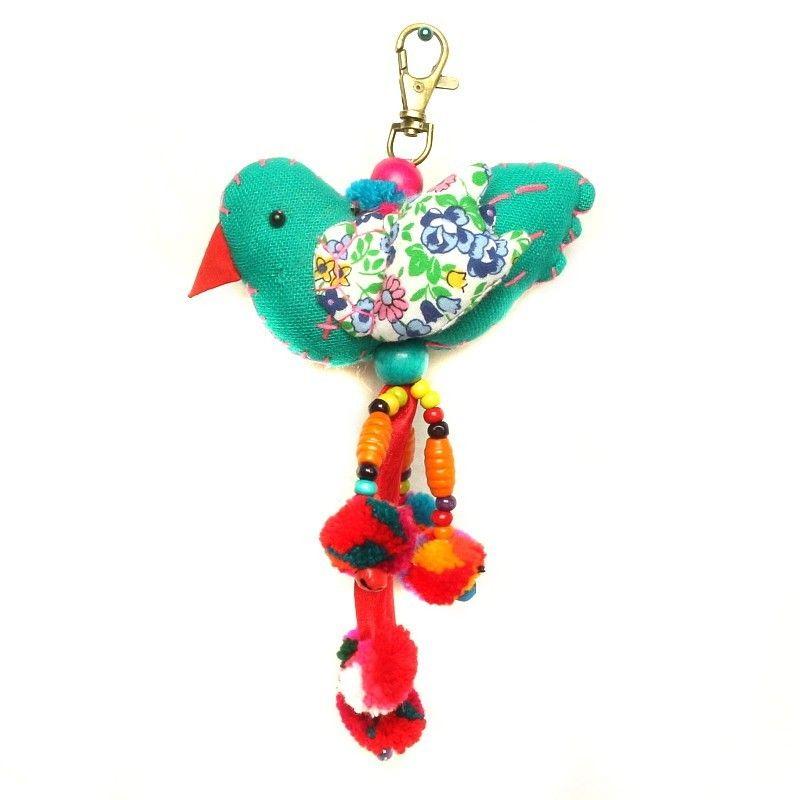 Pendant Key Chain Bird
