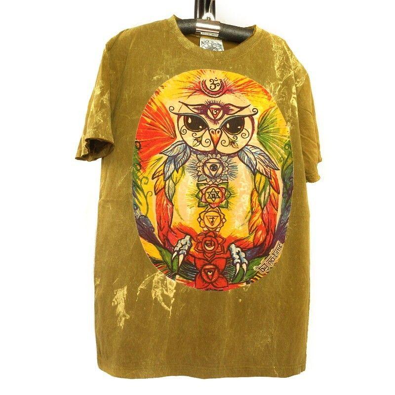 """No Time"" T-Shirt Size M Stonewashed"