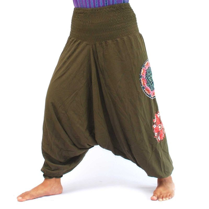 Aladdin Pants in soft cotton