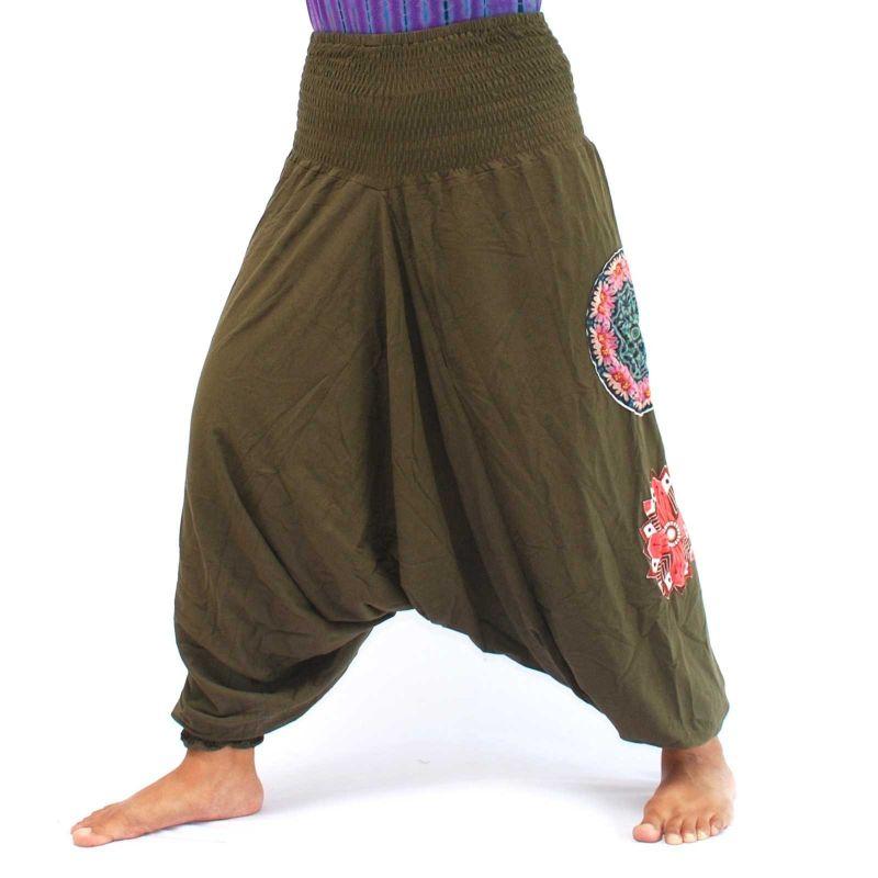 Aladinhose aus weicher Baumwolle