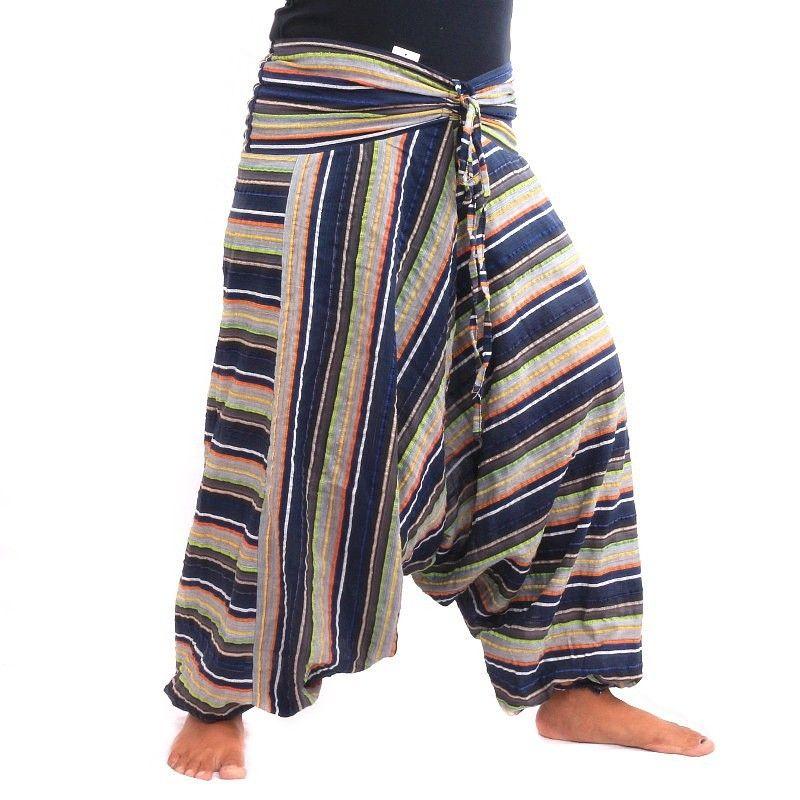 Aladdin Pants striped