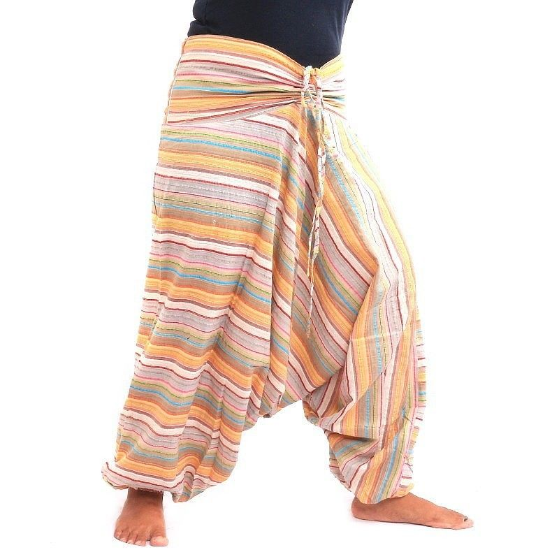 Aladdin Pants striped