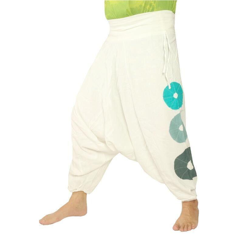 Aladin white, algodón