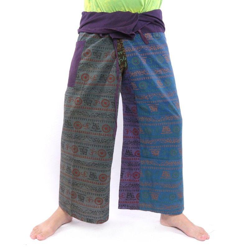 Bhaep India Tibet Style Thai Fisherman Pants