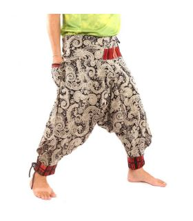 Hmong hilltribe cotton pants