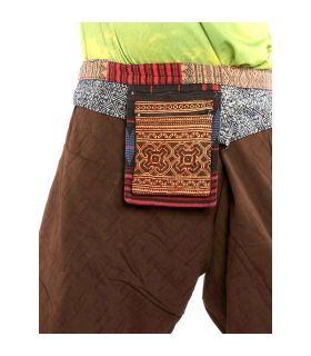 Paquete de cintura hecho a mano