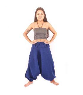 pantalon de harem pantalon de harem polaire