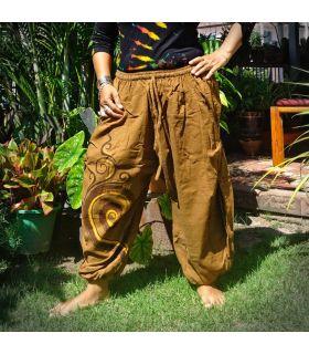 Bohemian Capri pants