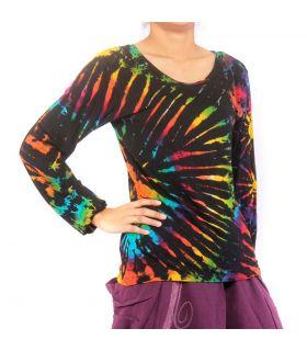 Thai shirt made of spandex - Batik