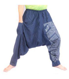 ॐ Pantalons de harem