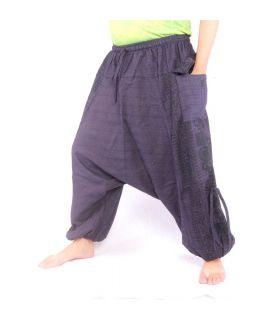 Pantalon de méditation