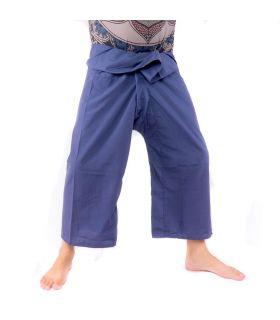 Pantalon de pêche thaïlandais gris foncé