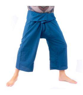 Pantalon de pêche thaïlandais - bleu