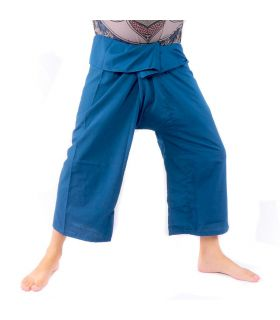 Thai fishing pants - blue
