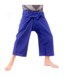 Thai Fischerhose  - blau