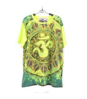 "Camiseta ""Mirror"" Om Talla L"