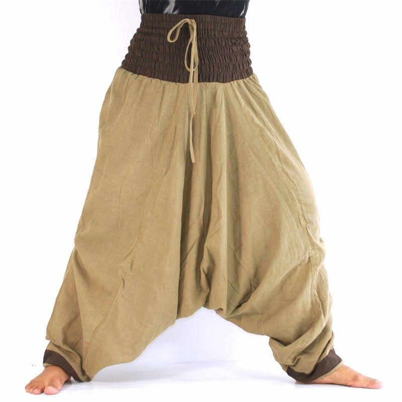 Aladdin - marrón caqui
