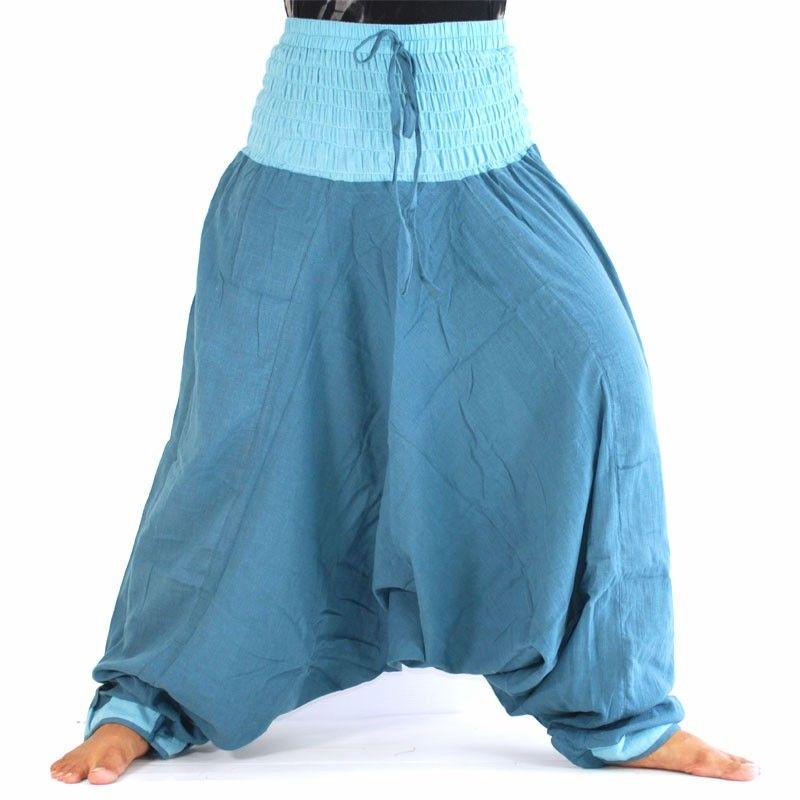 Baggy Pants - blue