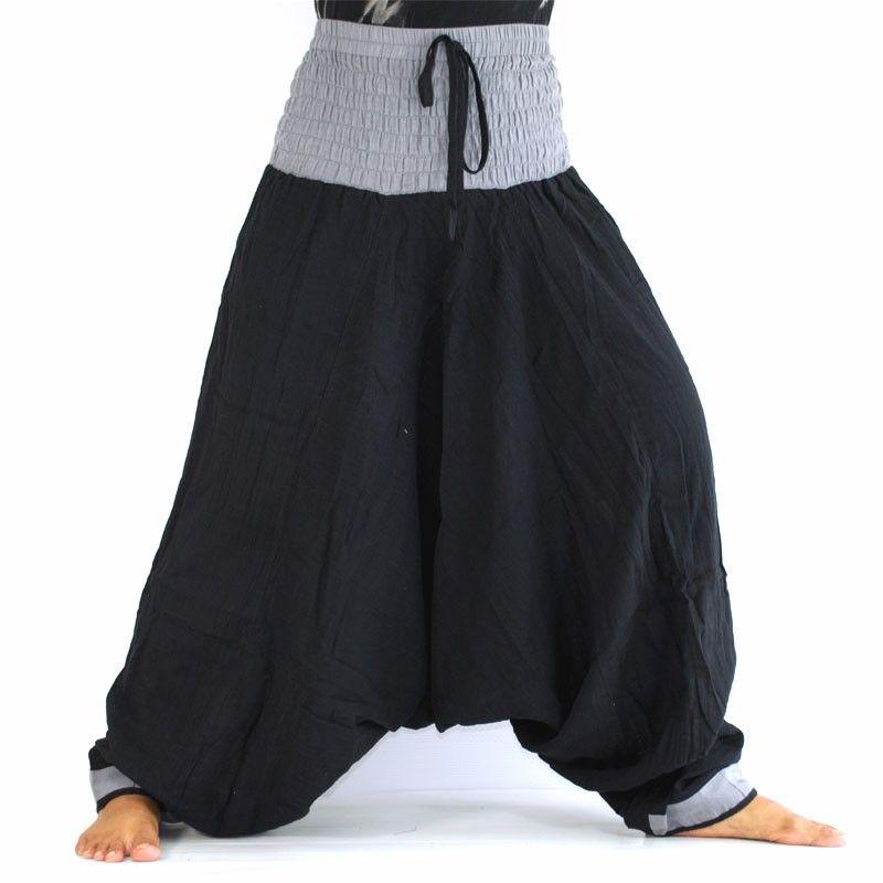Aladinhose - schwarz