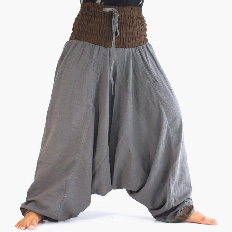 Pantalones Aladdin - gris