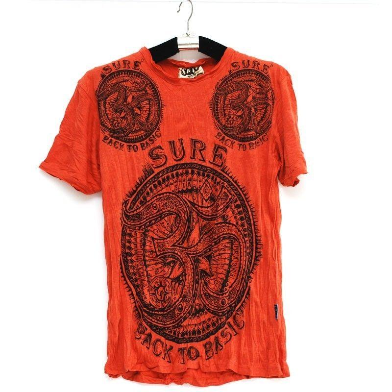 Sure Om T-Shirt Size M