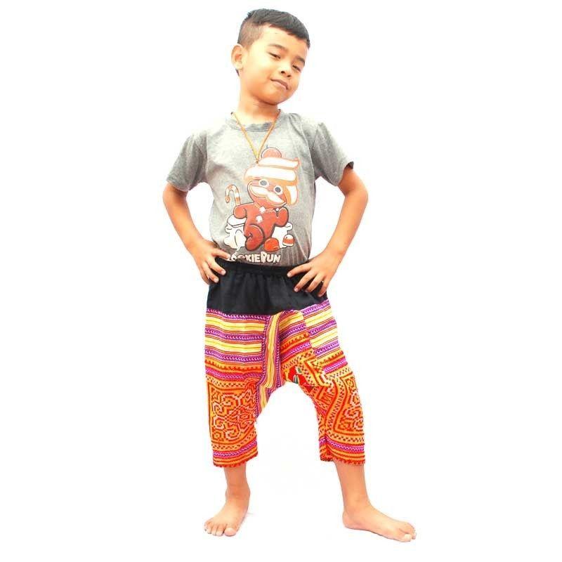 Aladinhose für Kinder
