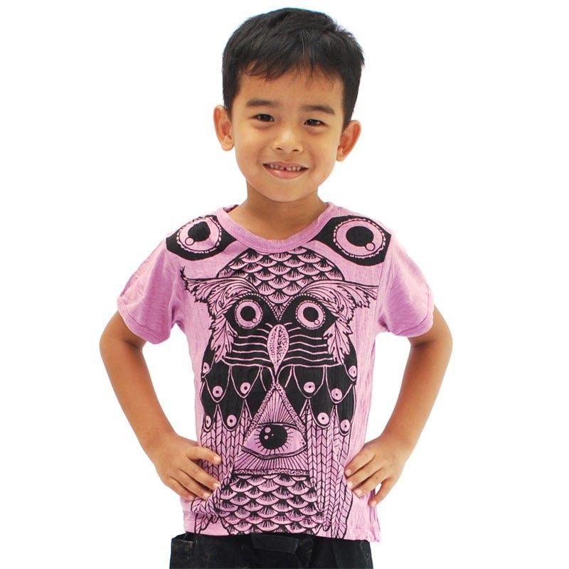 Concepto claro puro - tamaño de niños camiseta M