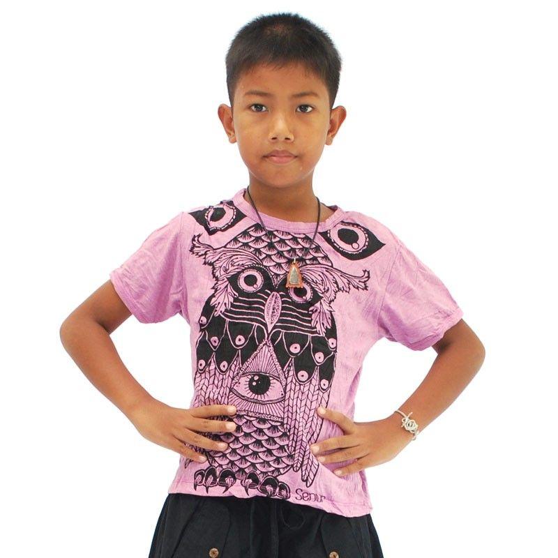 Sure Pure Concept - T-Shirt für Kinder Größe L
