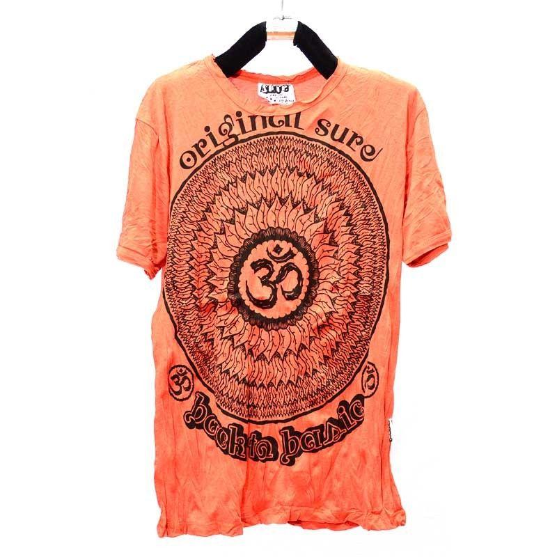 Claro tamaño Om camiseta M