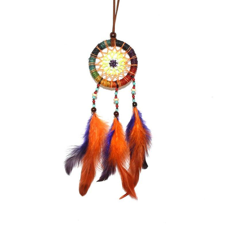 Collar de Dream catcher / ø 7 cm