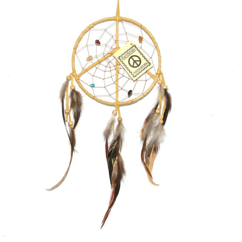 "☮ ""Paz"" Dreamcatchers Ø 14 cm"