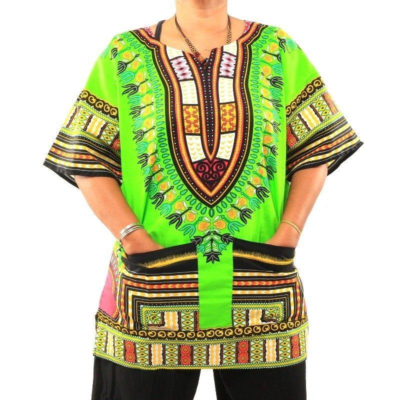 Talla de camisa dashiki M