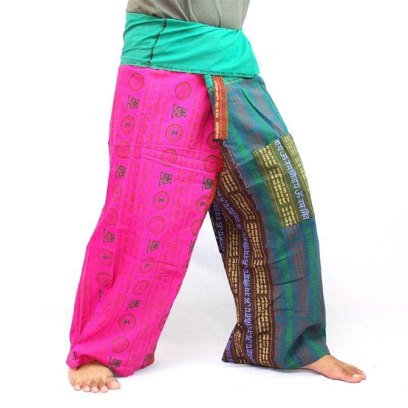 Tíbet indio estilo Pantalón pareo