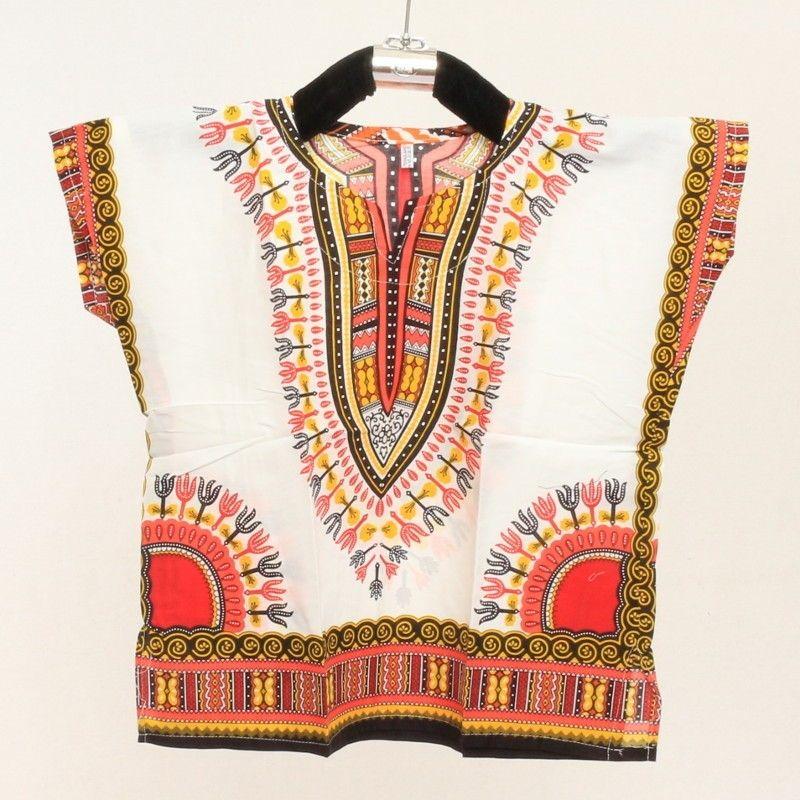 Dashiki Hemd für Kinder